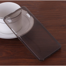 Чехол силиконовый темный для Lenovo K3 Note, A7000