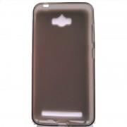 Чехол силиконовый темный для Asus Zenfone Max (ZC550KL)