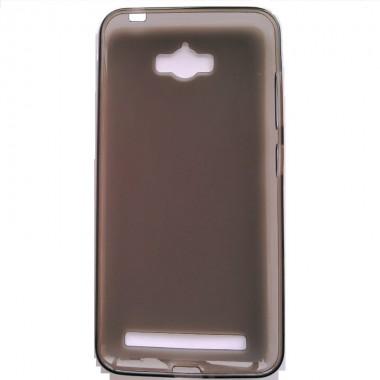 Темный силиконовый чехол (бампер) для Asus Zenfone Max (ZC550KL)